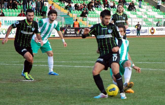 Denizlispor 3-0 Giresunspor