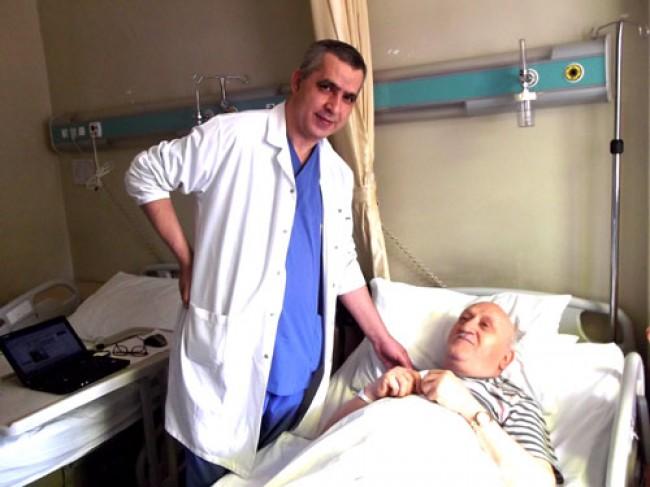 dr bekir erol, giresun kent hastanesi