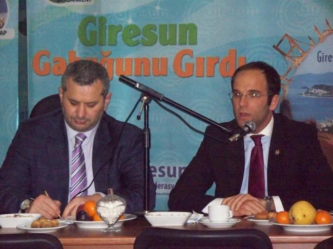 faik tunay chp istanbul, hasan turan girfed giresun federasyonu