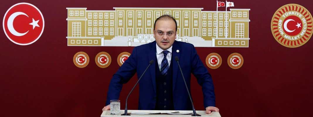 Giresun Milletvekili Necati Tığlı 8 Mart Mesajı
