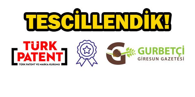 Gurbetçi Giresun Gazetesi Marka Tescili Yapıldı